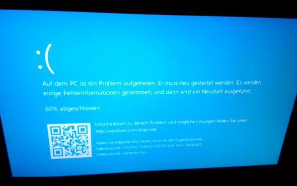 das Erscheint - (Windows 10, Fehler, Virus)