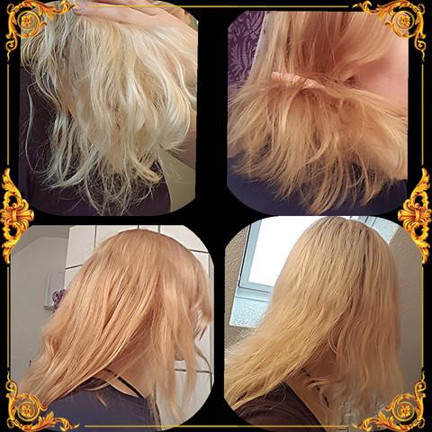 ist es eine gute idee die haare wieder zu f rben gefahr blondieren abbrechen. Black Bedroom Furniture Sets. Home Design Ideas