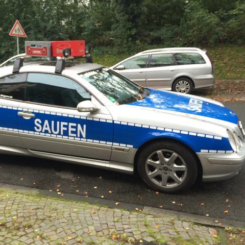 Fake Polizei