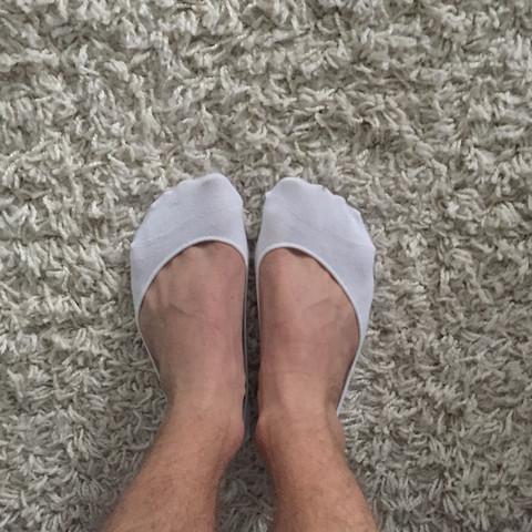 Füßlinge schlimm ? - (Jungs, Socken, Füßlinge)