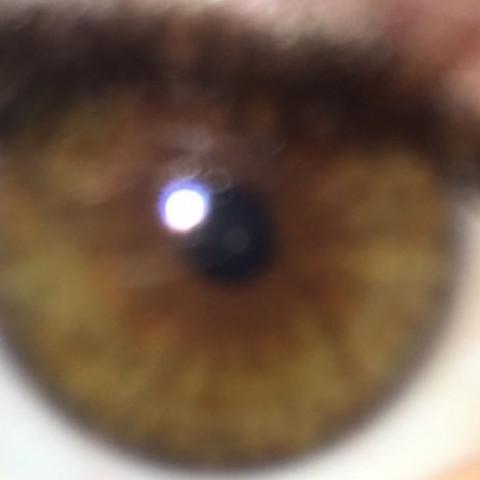Einmal  - (Augen, Augenfarbe)