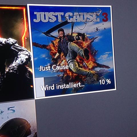 Installation - (xbox, Installation, Just Cause 3)