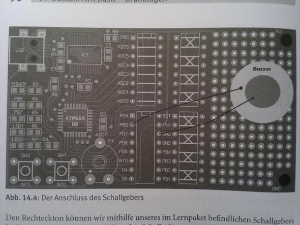 Bild eines (mehr oder weniger) schaltplans - (Technik, Elektronik, programmieren)