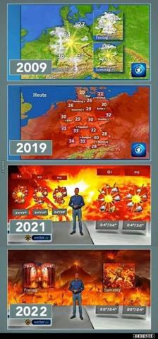 Ist es schändlich auf einen sehr heißen Sommer zu hoffen (inkl. Dürre, kaputte Ernte u.ä.), nur damit das Thema Klimawandel ernster genommen wird?