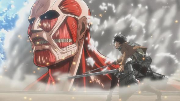 Eren - (Anime, Attack on Titan, Ger dub)