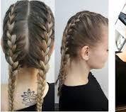 Ist Flechten Schlecht Für Das Haar Haare Frisur Nacht