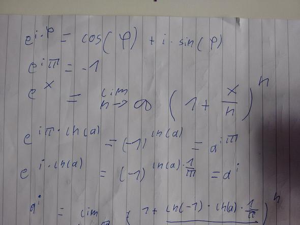 Teil 1 - (Mathe, Mathematik, komplexe zahlen)