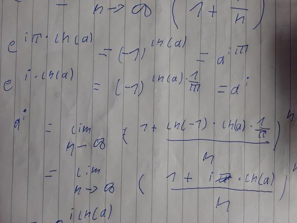 Teil 2 - (Mathe, Mathematik, komplexe zahlen)