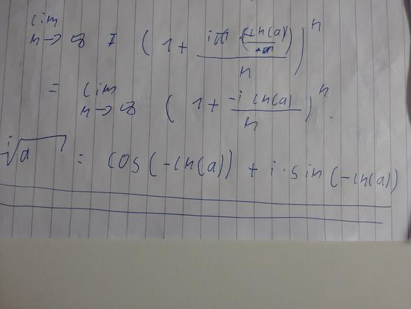 Teil 6 - (Mathe, Mathematik, komplexe zahlen)