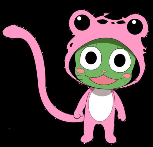 Fairy Tail Frosch: Ist Frosch (aus Fairy Tail) Weiblich Oder Männlich? (Anime