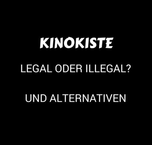 Netzkino Legal Oder Illegal