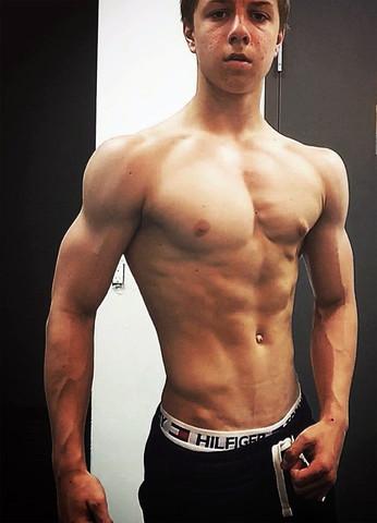 ich - (Körper, Muskeln, Bodybuilding)