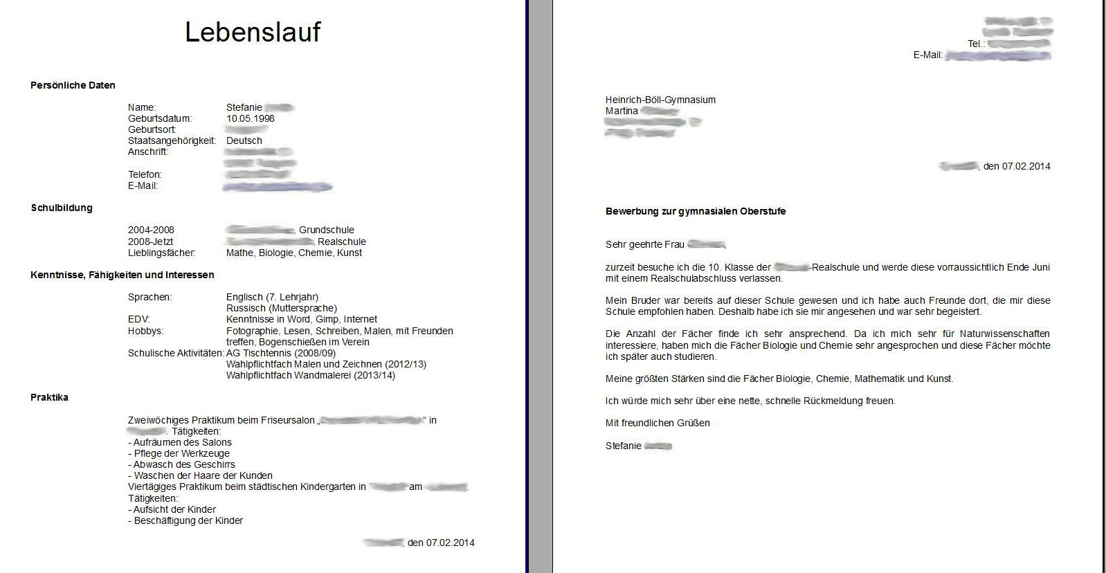 Tolle Ultimative Lebenslauf Anschreiben Bilder - Entry Level Resume ...