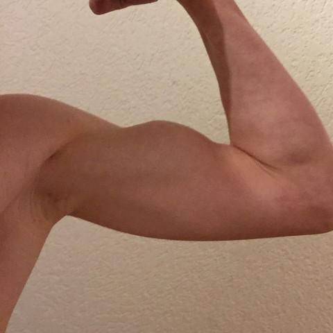 Rechts - (Muskelaufbau, Bizeps, trizeps)