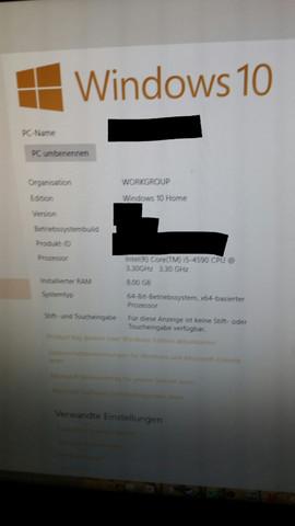 Paar infos - (PC, System)