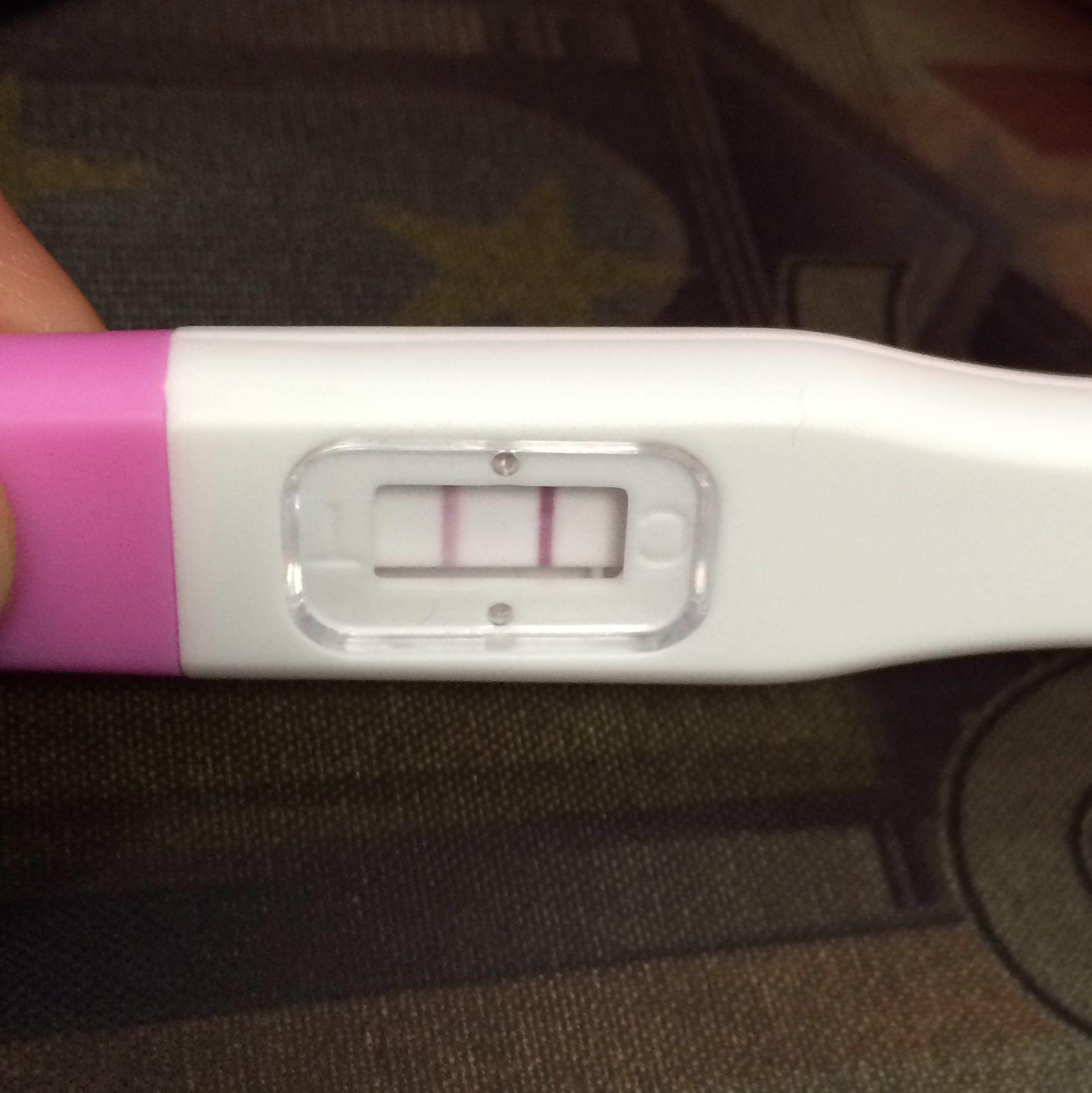 Schwangerschaftstest Positiv Trotzdem Nicht Schwanger