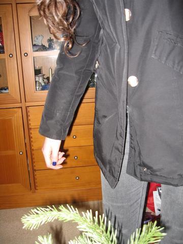 Jacke zu - (Mode, Kleidung, Jacke)