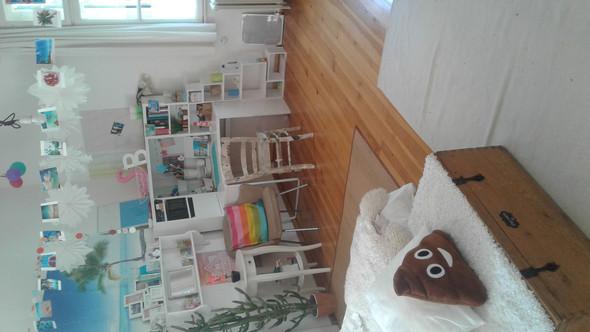 Schreibtisch - (wohnen, Zimmer, Beratung)