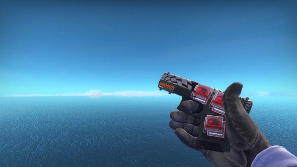 Dies ist meine Glock-18 Grinder. - (Games, Computerspiele, Counter-Strike)
