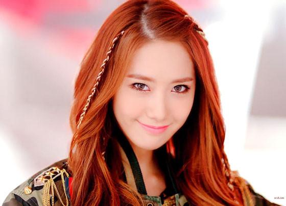 2.Bild: gewünschte Farbe - (Haare, Farbe, färben)