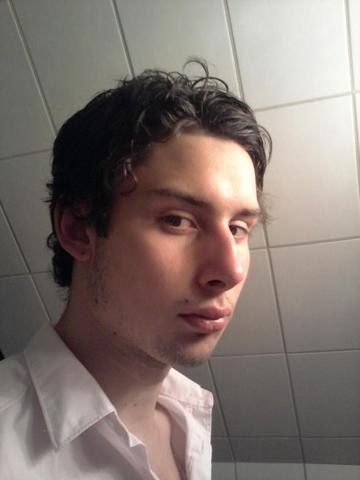 rechts - (Gesicht, Nase)