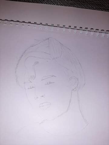 Is my drawing of Jimin good?