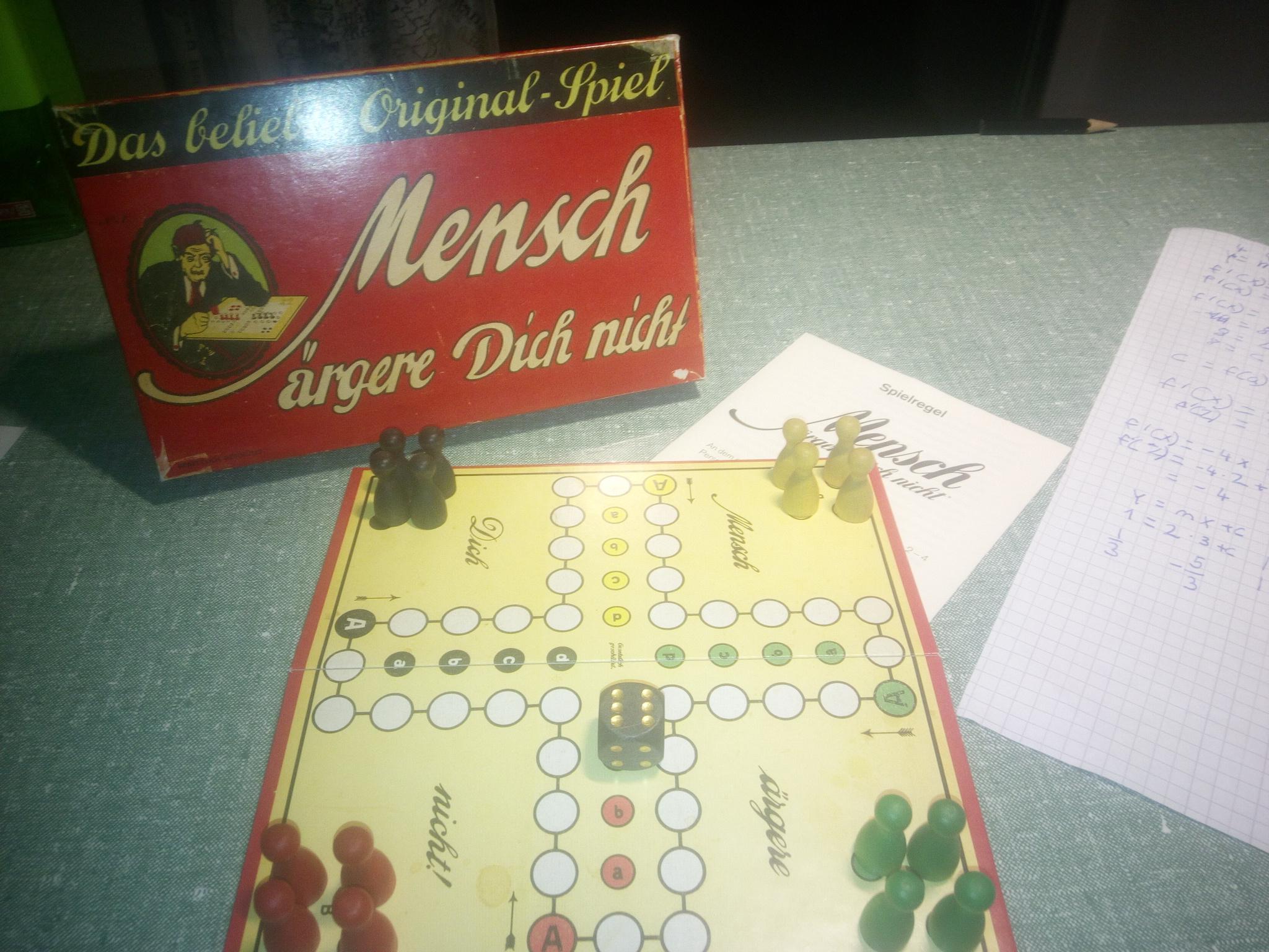 Typisch Deutsche Spiele