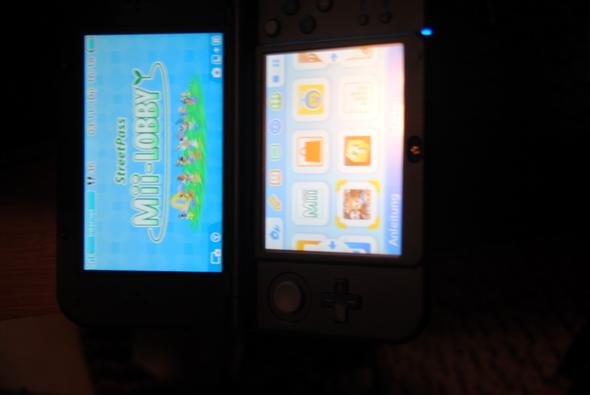 New 3DSXl Screen Helligkeit Unterschied - (Videospiele, Nintendo, 3ds)