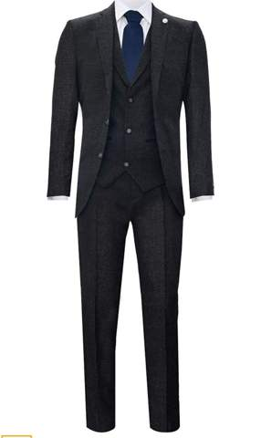 Ist so ein Anzug im Casino angebracht?