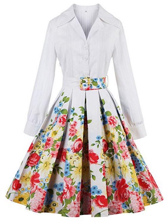 Ist so ein Kleid als Gast auf einer Konfirmation geeignet? (Mode ...
