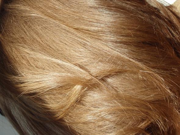 Haare rot tonen schadlich