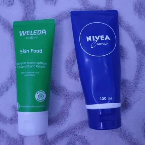 Ist Weleda creme besser oder Nivea creme besser für die Haut oder gibt es von den beiden was besseres?