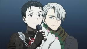 Beispiel 2 - (Anime, Eiskunstlauf, Shonen Ai)