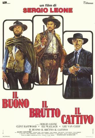 Zwei glorreiche Halunken Poster 1.png - (Film, Geschichte, Kino)