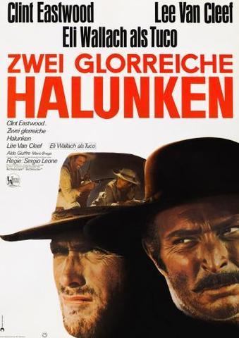 Zwei glorreiche Halunken Poster 3.png - (Film, Geschichte, Kino)