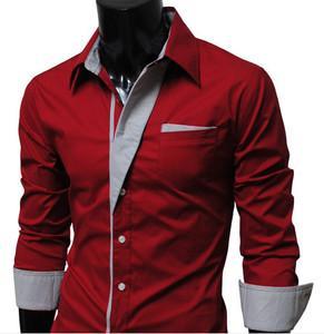 hemden und blazer f r herren bekleidung hemd slim fit. Black Bedroom Furniture Sets. Home Design Ideas