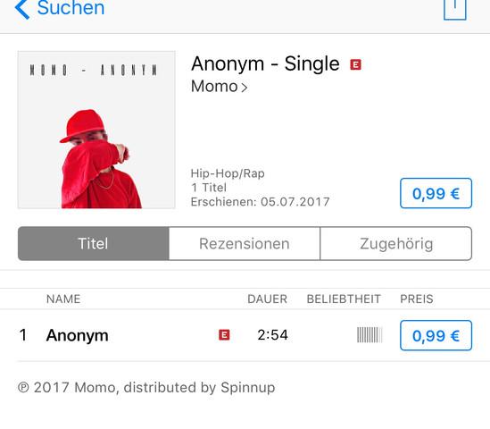 iTunes  - (iTunes, Single)
