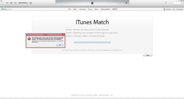 Fehlermeldung - (PC, Apple, Software)