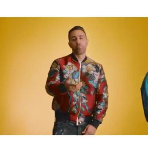 Die Jacke ist das. - (Rap, Klamotten, Music)