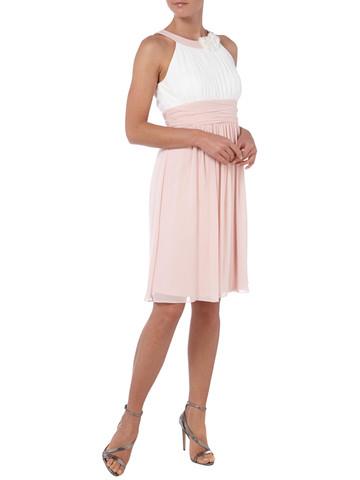 Jacke/Weste zu diesem Kleid? (Hochzeit, weiss, Rosa)