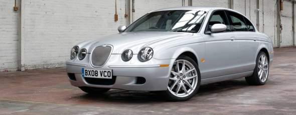 Jaguar S-TYPE oder Range Rover Sport?