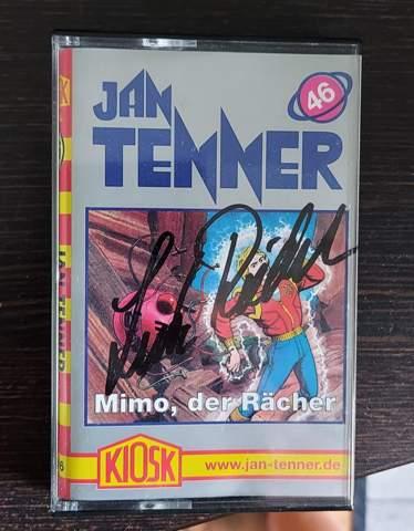Jan Tenner Kassette?