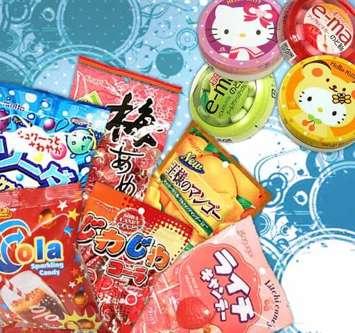 Süßigkeiten  - (kaufen, Online-Shop, Japan)