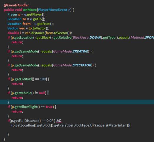&& Operator Fehler - (Minecraft, Java, operator)