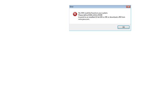 Fehlermeldung  - (Fehlermeldung, Java, Error)