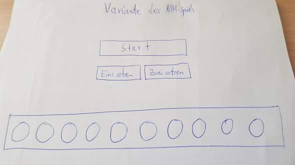 Java GUI für Game erstellen: Platzierungsprobleme?