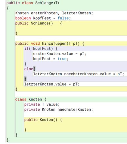 Java Queues/Schlangen? (Computer, Programmieren)
