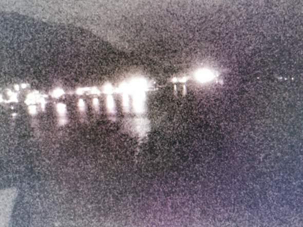 Jede Nacht ist mein Webcam schwarz-weiß wieso ist das so und wie kann ich das beheben ?
