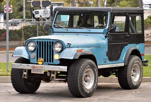 Jeep und ähnliche Autos?