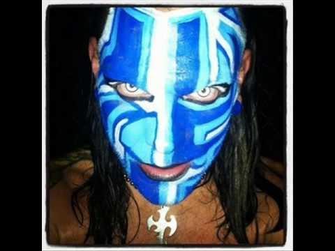Jeff Hardy Face Paint - (WWE, paint, face)